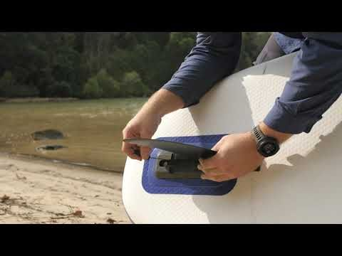 Kings Inflatable Stand Up Paddle Board Features