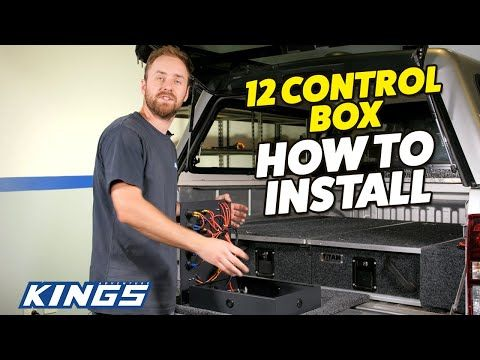 Adventure Kings 12v Control Box How to Install