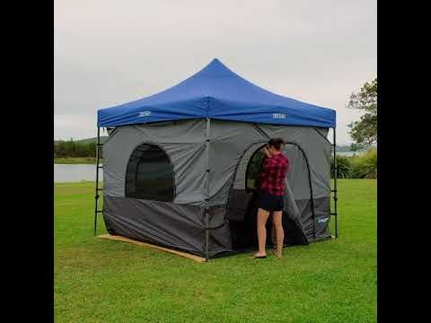 3 ways to turn an Adventure Kings Gazebo into the ultimate camp setup