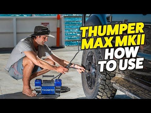 Adventure Kings Thumper Max MkII How to Use