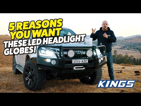 LED Headlights 5 reasons