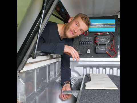 How to install Titan Rear Drawer Wings