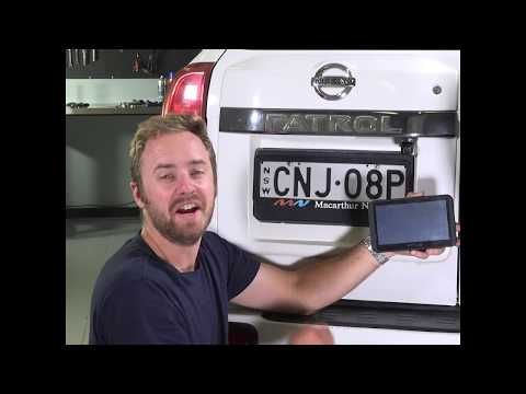 How to Install the Reversing Camera