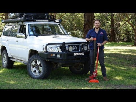 How to use the Hercules Off-road Jack
