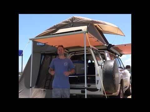 Why you need our Adventure Kings Rear Awning