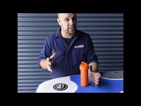 Adventure Kings Inflatable Standup Paddleboard Maintenance Tips & Tricks