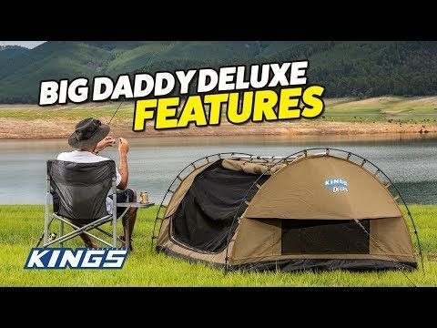 Big Daddy Deluxe Features