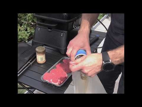 Here's how to cook the perfect steak with an Adventure Kings Voyager BBQ!