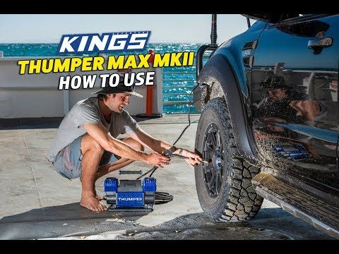 Thumper Max MkII How To Use