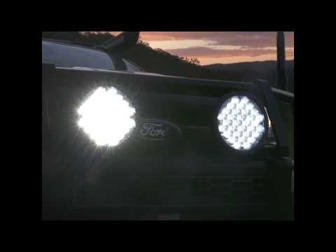 "The Adventure Kings 9"" Domin8r X Osram Essential Driving Light Pack"