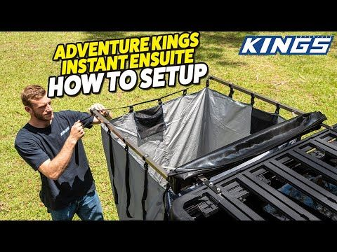 Adventure Kings Instant Ensuite How to Install & Setup