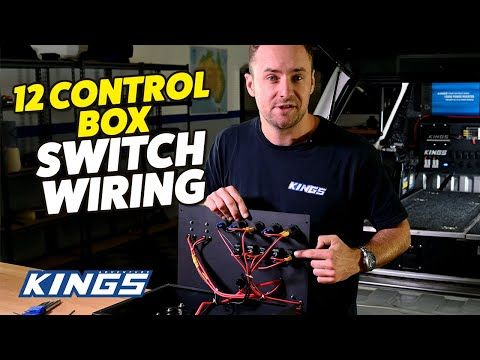 Adventure Kings 12v Control Box Switch Wiring