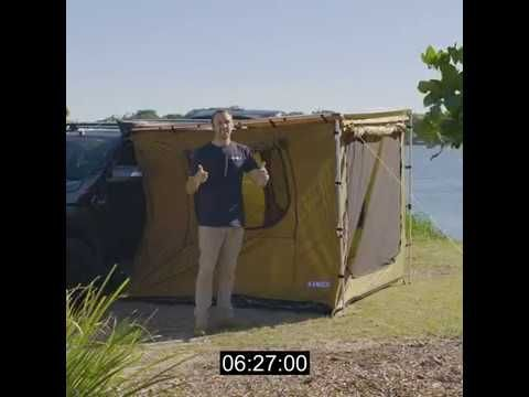 Check out the Features of the Adventure Kings Awning Tents!