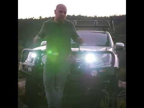 "Check out the features of the 4"" Led Light Bar (Pair) from Adventure Kings!"