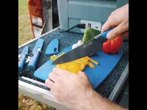 Make cooking prepration easier with Kings 4 Piece Knife Set