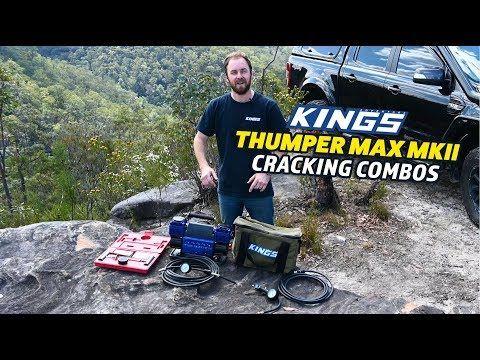 Thumper Max MkII Combos