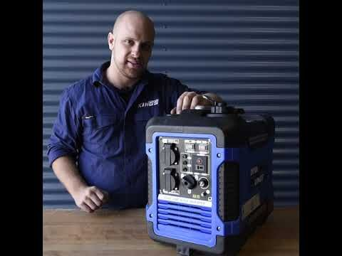 Here is why the overload light on your generator doesn't mean your generator is faulty