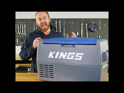Check out the Adventure Kings 45L Fridge Unboxing!