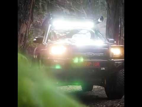 Adventure Kings Slimline LED Lightbar Range