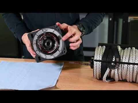 How to Rotate Your Winch Gearbox