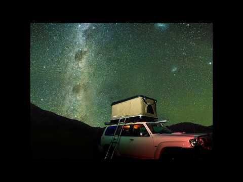 Adventures Kwiky Roof Top Tent!