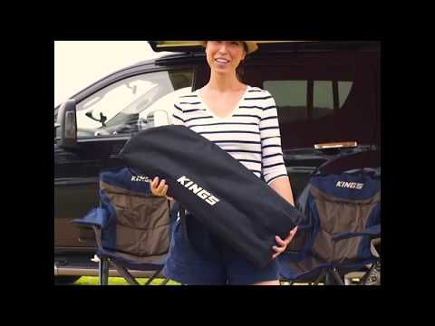 The best & most portable camping table