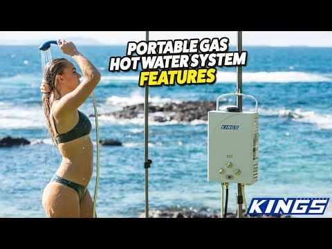 Kings Gas Hot Water System Features