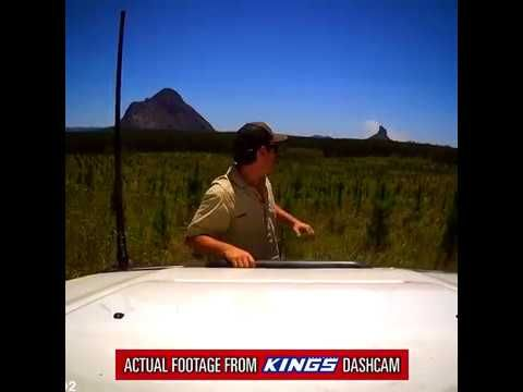 The Adventure Kings Dash Cam is the best way to record your offroad adventures this summer!
