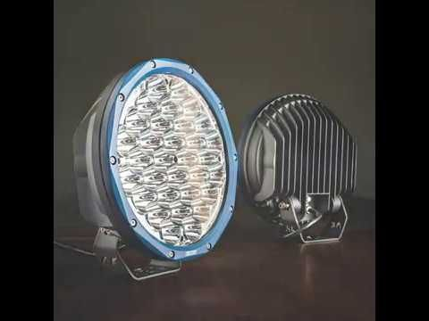 """Kings OSRAM Domin8r X 9"""" Driving Lights now at 4WD Supacentre"""