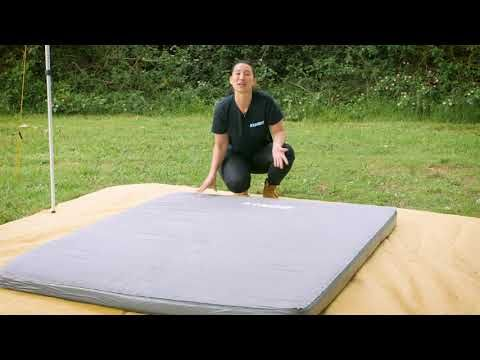 Queen Mattress Setup & Pack Away
