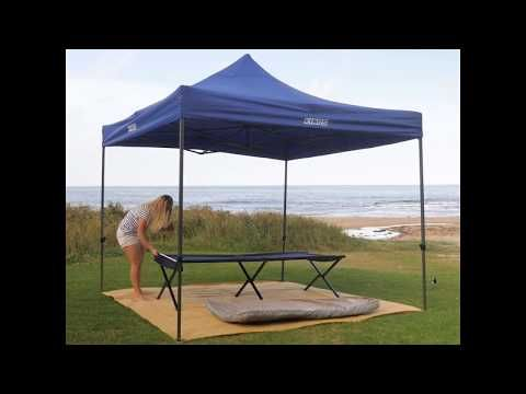 Check out how easy it is to setup and pack up an Adventure Kings single self inflating mattress