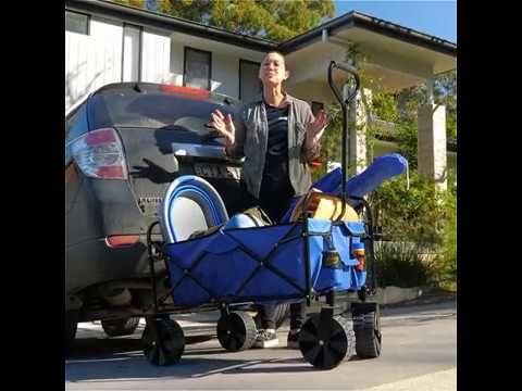 Adventure Kings Collapsible Cart Walkthrough