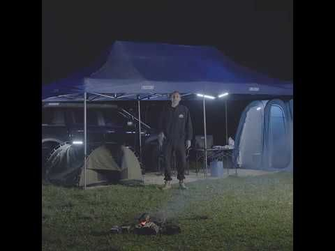 Light up even the biggest campsite with the Kings 5 Bar Camplight Kit!