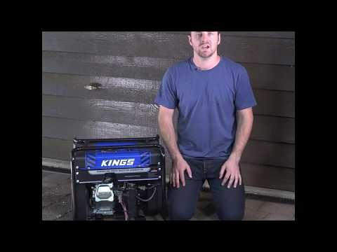 Adventure Kings 3.5Kva Generator is great value way to keep your house running in a blackout