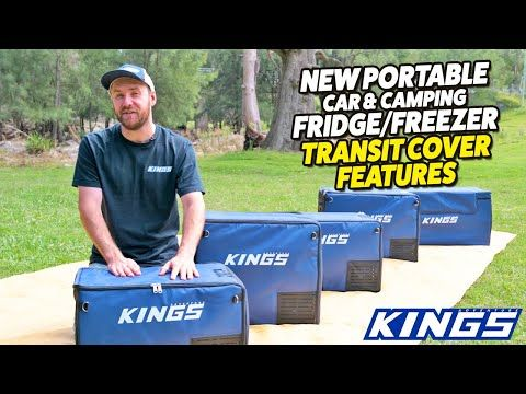 Adventure Kings Fridge Covers - A Must-Have To Protect Your Camping Fridge!