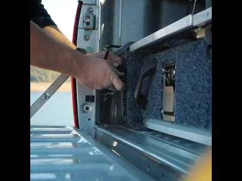 Add this beaut 12v Accessory Panel to Titan Drawers + Wings